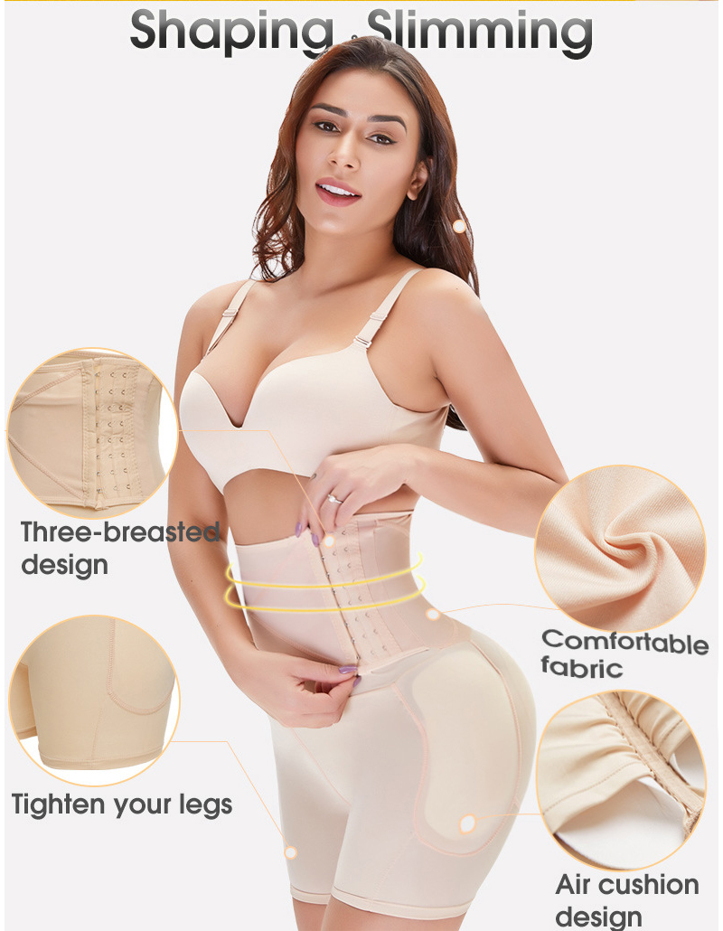 Butt Buttocks Enhancer - Body Slimming Waist Trainer Underwear