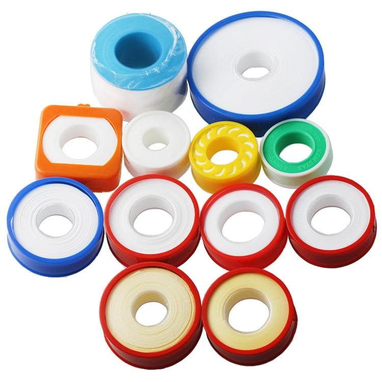 PTFE Teflon Tape Sealing Water Paper Leading Adhesive Tape Installation Water Leak Teflon Tape Teflon