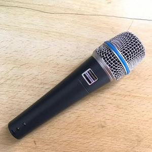 Image 5 - Top Quality Version BETA57 Professional BETA57A Karaoke Handheld Dynamic Wired Microphone Beta 57A 57 A Mic
