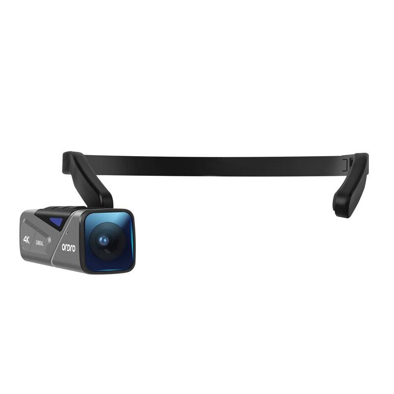 4K видеокамера Ultra HD 60FPS ORDRO EP7 анти тряска IP65 Пыленепроницаемая водонепроницаемая переносная мини камера Filmadora Vlog - 2