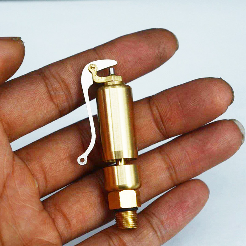 Brass New Bell Whistles For Live Steam JW-8