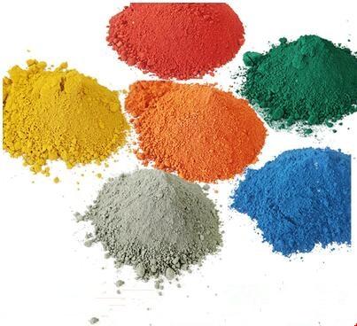 500g Color Cement Powder Pigment/iron Oxide Pigment/Personalized Path Floor Tile Pavement Toner Cement Additive