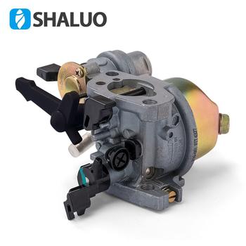 Wymienić Huayi 168 benzyna gaźnik silnika zestaw 168F 170F 173F 177F japoński trymer gaźnika części P19-001 FIT 4317 2-3KW tanie i dobre opinie SHALUO 168F 170F (P19) 42mm