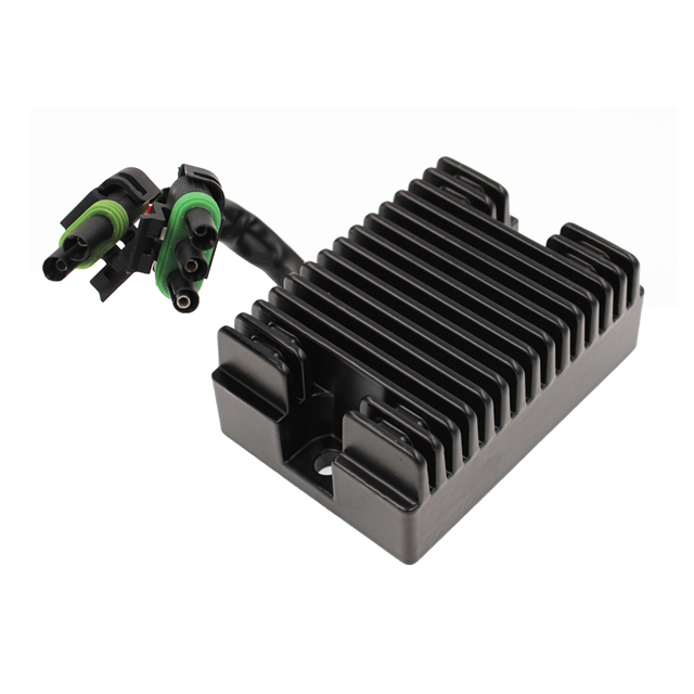 HOT SALE] Motorcycle Metal Voltage Regulator Rectifier For
