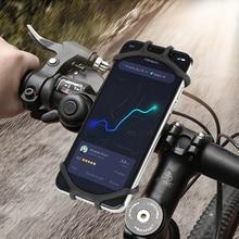 Универсальный велосипедный держатель для телефона для IPhone 7 XS Max samsung Xiaomi 9, держатель для мобильного телефона мотоцикла, держатель для руля велосипеда