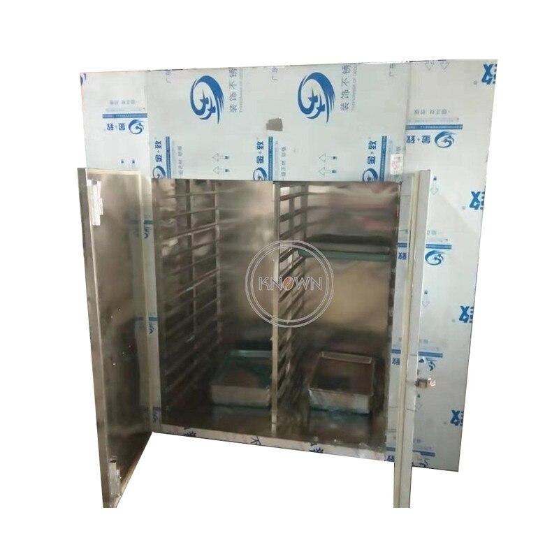 Machine industrielle électrique de déshydrateur de séchage de nourriture de fruit de dessiccateur de concombre de mer de 48 plateaux