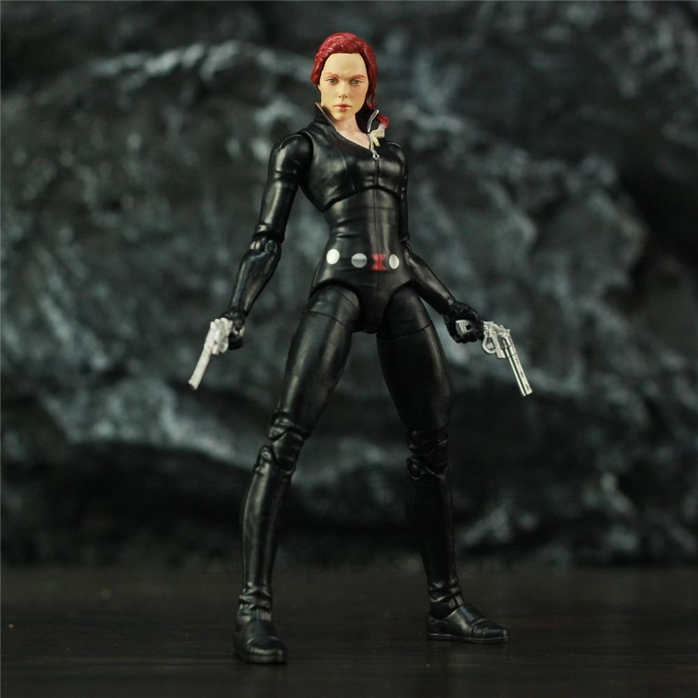Custom Marvel Legends Avengers 4 Endgame Black Widow 6