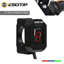 Indicator Kawasaki Z800 Display Speed-Gear Motorcycle LED 1-6 ZSDTRP for Z300/Er6n/Er6f/..
