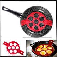 Блинница не прилипающий для готовки инструмент Яйцо Кольцо чайник контейнер для яйца с сыром сковорода флип Форма для яиц