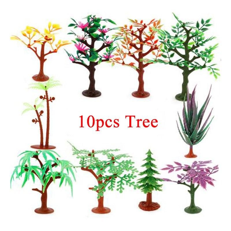 10Pcs Tree