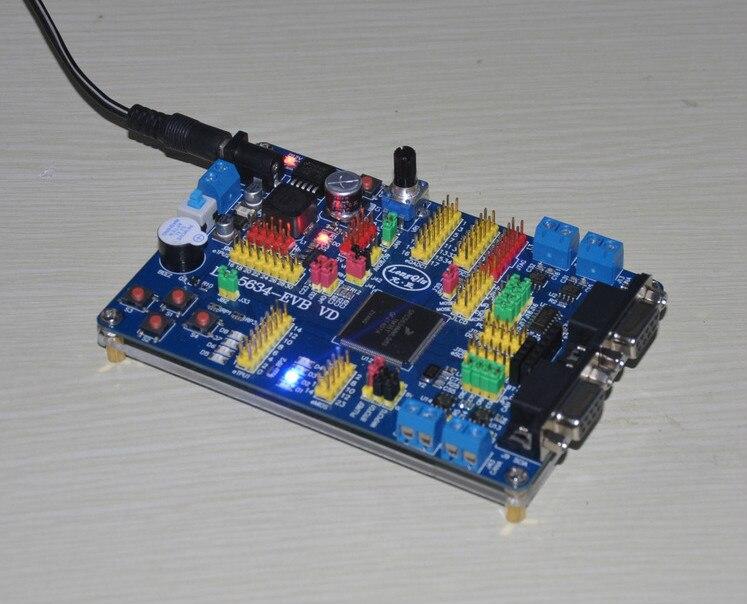 5634 SPC5634MMLQ80 MPC5634M MCU Development Board/Evaluation Board