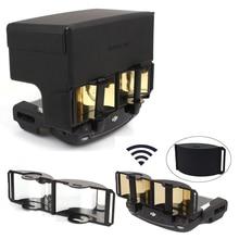цена на Remote Controller Signal Booster Antenna Extended Range Extender Board Sun Shade Hood for DJI Mavic 2 Pro&Zoom/Air/Pro Spark