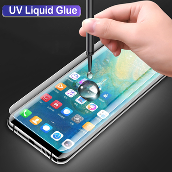 100PCS UV Liquid Glue For Samsung Galaxy S8 S9 S10 Plus Note 10 Plus 9 8 Glue Glass For Mi CC9 Pro Huawei P30 P40 Mate 20 30 Pro image