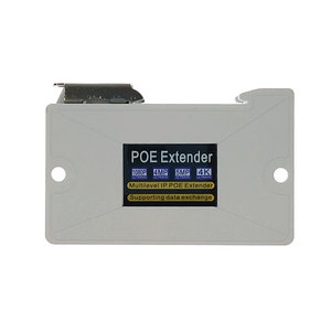 Image 2 - PoE Extender 1 input 2 POE output  Support standard POE power supply 2MP/3MP/4Mp/5MP/4K HD camera for Long distance cctv system