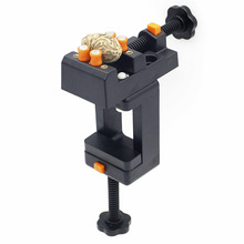 Clamp Vise Table Space-Saving-Press Home-Tools Metal Mini DIY Carving