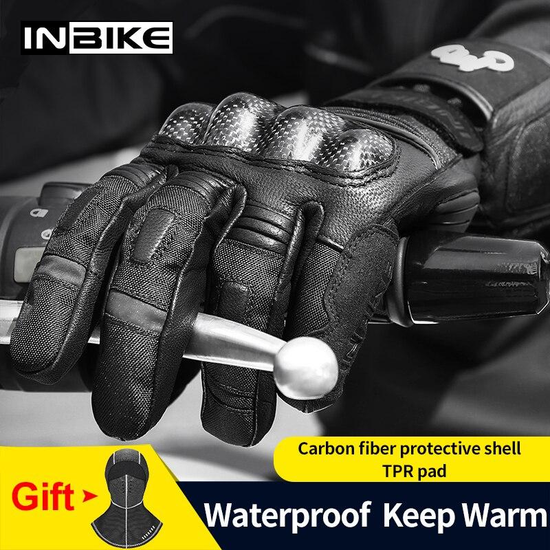 INBIKE Winter Gloves Moto...