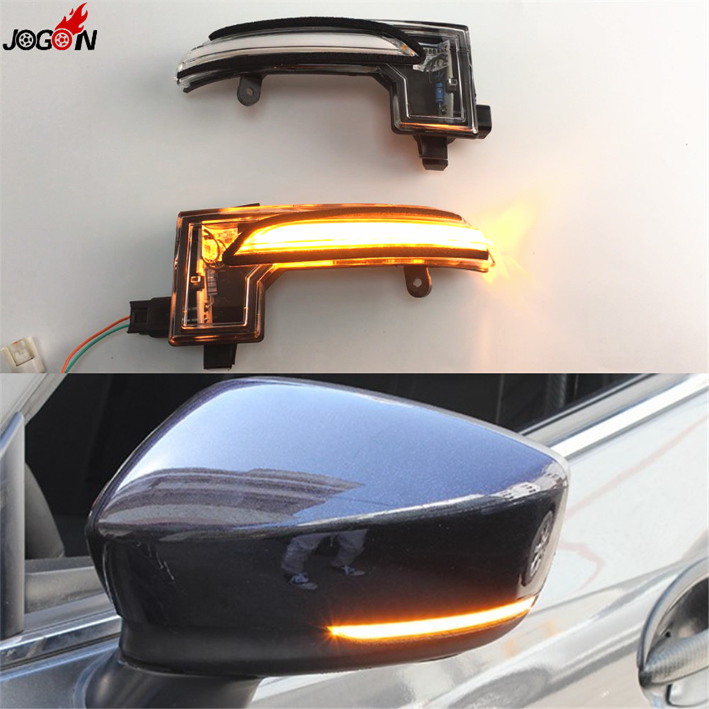 Dynamic Turn Signal Rearview Mirror Indicator Blinker Repeater <font><b>Light</b></font> For Mazda3 <font><b>Mazda</b></font> 3 Axela Mazda6 <font><b>Mazda</b></font> <font><b>6</b></font> Atenza 2017 2018 image