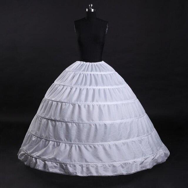 В наличии 6 подъюбников для свадебного платья, свадебные аксессуары, Бесплатная доставка, кринолин, дешевые Нижняя юбка для бального платья