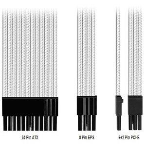 Braided ATX /EPS /PCI-E Sleeve