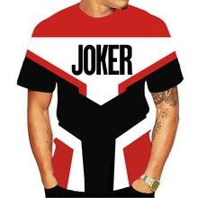 Футболка в стиле «Джокер реборн» новинка 2020 футболка «Джокер»