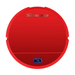 Robot Vacuum Cleaner Wet Cleaner Sweeper Dust Dry Robot and Floor Robot Smart Vacuum Automatic Smart Sweeper Battery Edition