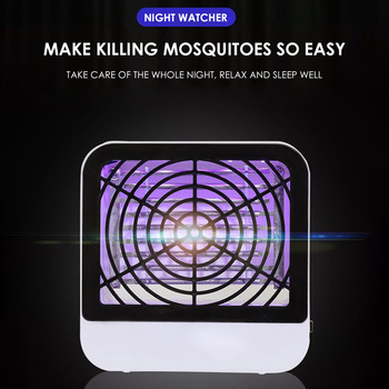 Electric Mosquito Repellent Anti Mosquito Killer Lamp Photocatalysis Anti Insect Trap RadiationlessPest Control Insect Trap фото