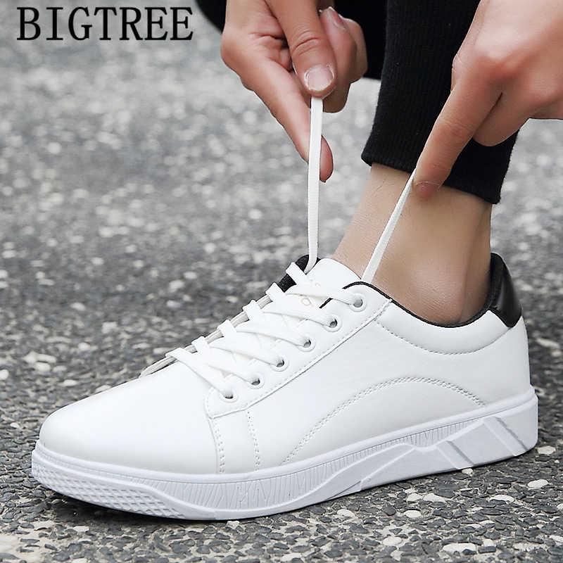 Zapatos de cuero para hombre zapatillas blancas para Hombre Zapatos de diseñador de marca de lujo zapatos de moda de alta calidad erkek ayakabi herren shuhe