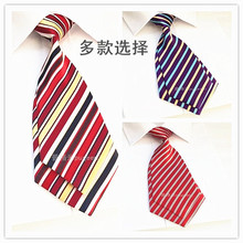 Korean version of bank hotel business attire small tie satin ladies double bow necktie frock