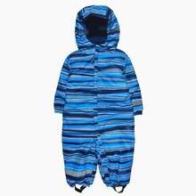 Детская одежда для мальчиков уличный лыжный плотный теплый комбинезон