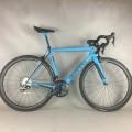 2019 синяя краска seraph бренд полный велосипед SH1MANO R8000 groupset с 22 скоростью 700 * 25C шины полностью из карбона дорожный велосипед FM686