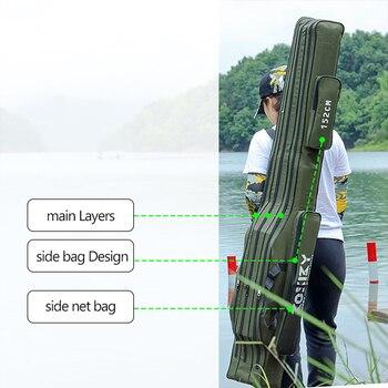 Fishing Bag Portable Multifunction