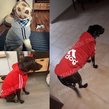 3XL-9XL Dog Cotton Hoodies  3