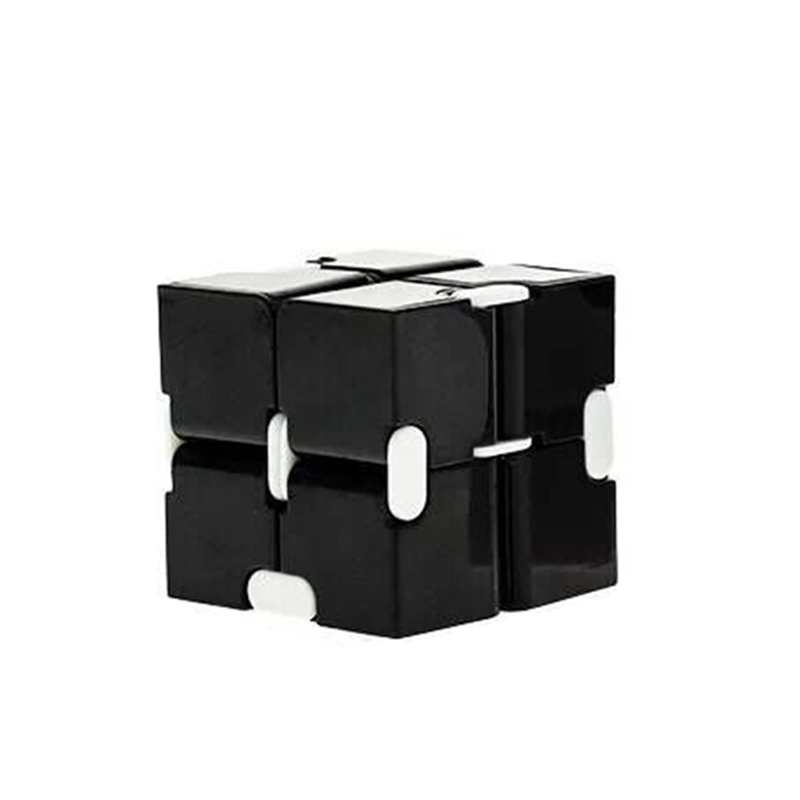 Magic Infinity Cube Decompression Toy for Children Adult Stress Relieve Toys Flip Cubic Puzzle Anti-anxiety Cube Toy Autism Gift 8