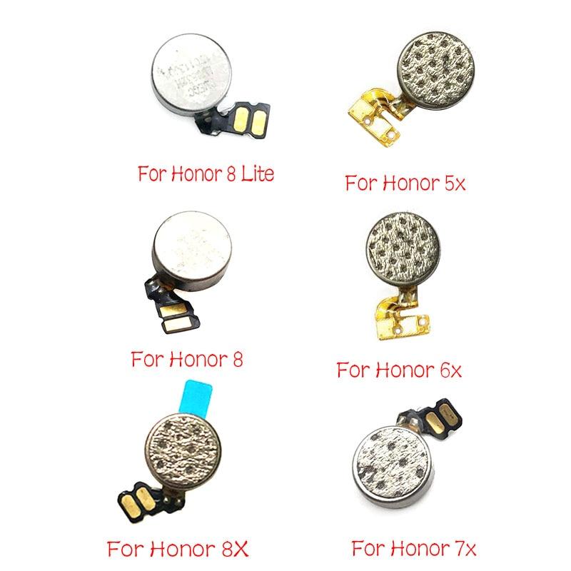 New Vibrator Module Ribbon Flex Cable Motor For Huawei Honor 8 9 10 Lite 7X 5X 9i 7A V20 20i Play 6X GR5 2017