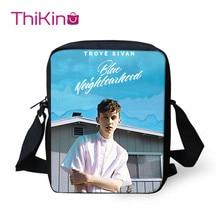 Thikin Troye Sivan Shoulder Bags Children Messenger Bag Crossbody Phone for Girls Shopping School