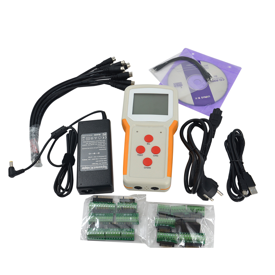 Portable External Laptop Battery Tester Battery Testing Machine Device RFNT2 Can Work For Most Laptop Batteries