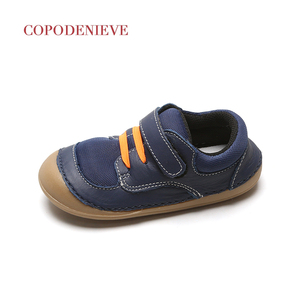 Image 5 - COPODENIEVE Hotsale leather lace up baby shoes Infant Toddler soft soled girls boys moccasins casual First Walkers shoes Spring