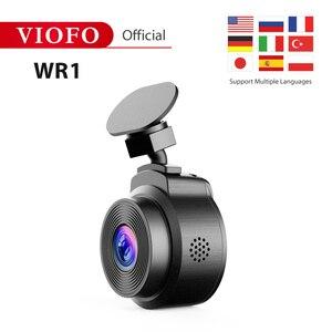 VIOFO WR1 WiFi Car Dash Camera DVR Recorder Full HD 1080P Novatek Chip 160 Degree Angle With Cycled Recording Dash Camera DVR(China)