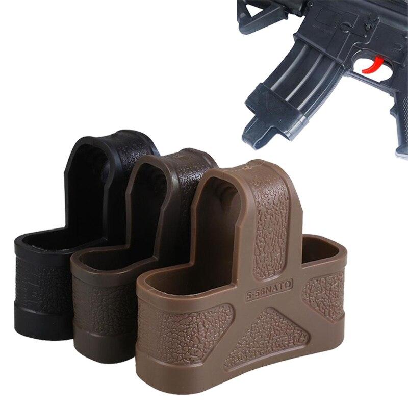 MAGORUI Tactical. 223 5,56 NATO Cage Fast Mag, резиновые петли для вспомогательного магазина AR15 Gun