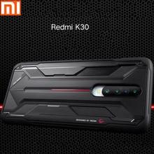 Original xiaomi Redmi K30 케이스 6.67 /악마의 메카 디자인/정밀 개방/모바일 쉘/redmi k30 5G 케이스