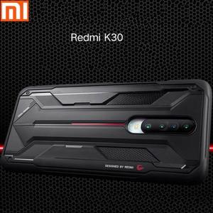 Image 1 - Original xiaomi Redmi K30 케이스 6.67 /악마의 메카 디자인/정밀 개방/모바일 쉘/redmi k30 5G 케이스