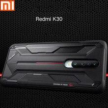 Xiaomi funda Original Redmi K30 de 6,67 pulgadas, diseño de Mecha del diablo, apertura de precisión, carcasa para móvil, funda para redmi k30 5G