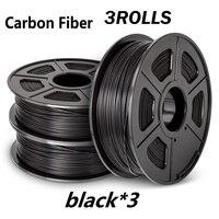 Enotepad pla carbon fiber filament for 3d printer wholasale 100% no bubble 3D Printing Materials as filament for gear make