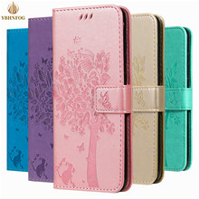A10 A20E A30 A40 A50 A01 A21 A41 A51 A71 Embossed Leather Wallet Case For Samaung Galaxy A81 A91 Card Slots Flip Cover Stand Bag