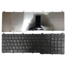 NOVO teclado do laptop Espanhol PARA Toshiba Satellite C650 C650D L650 C670 L750 L750D L670 L675 L675D C660 C660D C655 L655 L655D SP