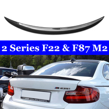 цены на Rear Trunk Wing Carbon Fiber Spoiler For BMW 2 Series F22 Coupe F87 M2 220i 228i 228i 230i 230i xDrive 235i 2014-IN  в интернет-магазинах