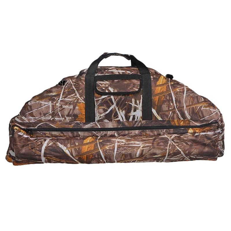 Archery Compound Bow Bag Bow Holder Arrows Tube Protect Bow Archery Case