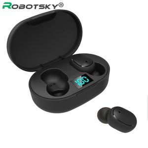 E6S Smart Bluetooth Earphones