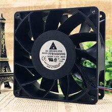 ل دلتا FFB1424VHG 14050 14 سنتيمتر 24 فولت 1.37A عالية الحجم العنيفة العاكس مروحة