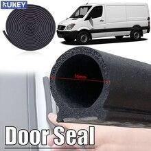 10 meters For Mercedes Benz Sprinter W901 W902 W903 W904 W905 W906 VW LT II Volkswagen Crafter Door Seal Strips Upgrade 16x16mm
